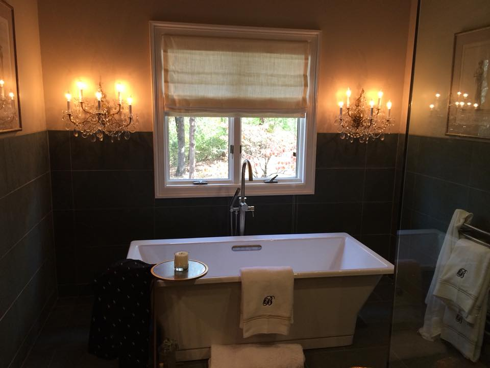 elegant bathroom lexington ky