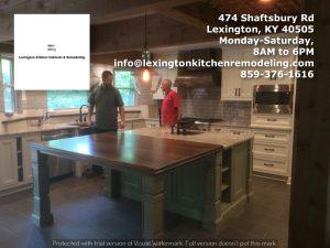 Kitchen Remodeler Lexington KY
